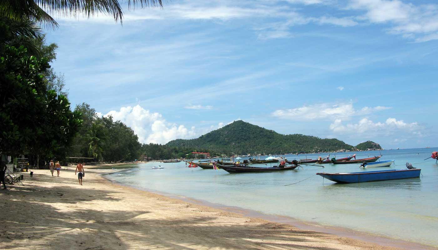 Koh tao simple life resort sairee beach koh tao for Hotels koh tao
